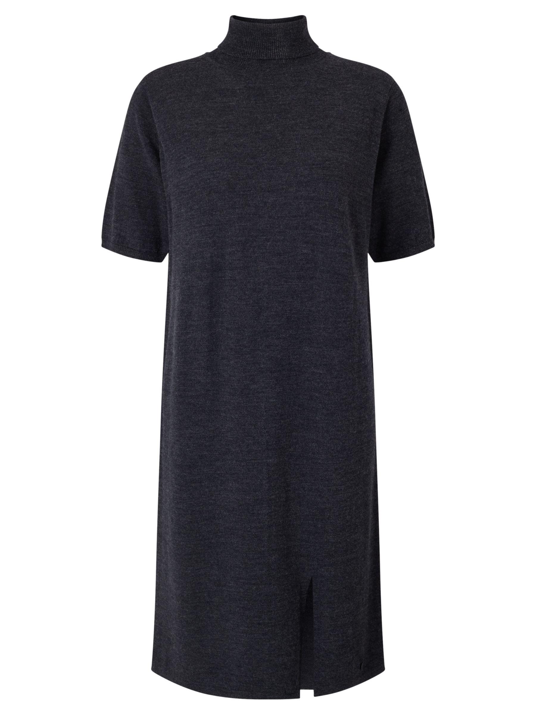 Numph Numph Maney Merino Wool Dress, India Ink