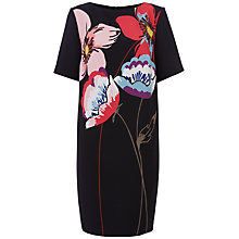 Buy Fenn Wright Manson Naples Flower Placement Dress, Black/Multi Online at johnlewis.com