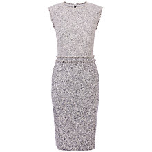Buy Fenn Wright Manson Geneva Dress, Navy/Ivory Online at johnlewis.com