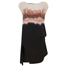 Buy Mint Velvet Isla Print Hook Up Tunic Dress, Multi Online at johnlewis.com