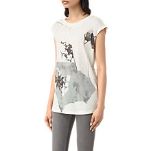Buy AllSaints Belle Brooke T-Shirt Online at johnlewis.com
