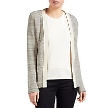 Buy Maison Scotch Sweat Blazer, Grey Melange Online at johnlewis.com