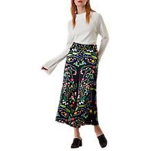 Buy Finery Hervey Hungarian Floral Culottes, Multi Online at johnlewis.com