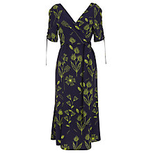Buy Finery Barbel Neon Squiggle Tea Dress, Multi Online at johnlewis.com