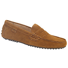 Buy Polo Ralph Lauren Wes Driving Moccasins Online at johnlewis.com