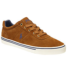 Buy Polo Ralph Lauren Hanford Suede Trainers Online at johnlewis.com