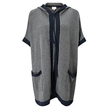 Buy East Hooded Poncho, Multi Online at johnlewis.com