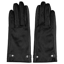 Buy Reiss Jessica Dents Leather Gloves Online at johnlewis.com