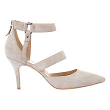 Buy Mint Velvet Karlie Multi Strap Court Shoes Online at johnlewis.com