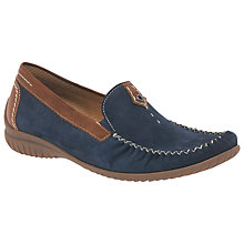 Buy Gabor California Wide Fit Loafers Online at johnlewis.com