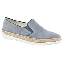 Buy Gabor Karis Wide Fit Slip On Trainers Online at johnlewis.com