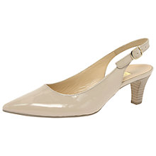 Buy Gabor Hume 2 Slingback Court Shoes Online at johnlewis.com