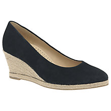Buy Gabor Paisley Wedge Heeled Court Shoes Online at johnlewis.com