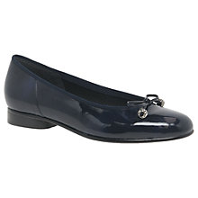 Buy Gabor Usha Bow Ballet Pumps Online at johnlewis.com
