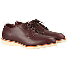 Buy Red Wing Oxford Shoes, Merlot Mesa Online at johnlewis.com