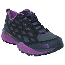 Buy The North Face Endurus GTX Women's Hiking Shoes, Grey/Purple Online at johnlewis.com