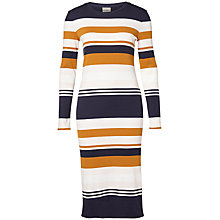 Buy Selected Femme Damia Stripe Dress, Multi Online at johnlewis.com