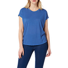 Buy Lee Neppy T-Shirt, Workwear Blue Online at johnlewis.com