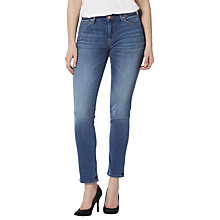 Buy Lee Elly High Waist Slim Jeans, Midtown Blues Online at johnlewis.com