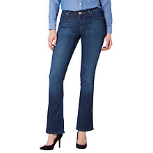Buy Lee Skinny Bootcut Jeans, Heritage Blue Online at johnlewis.com