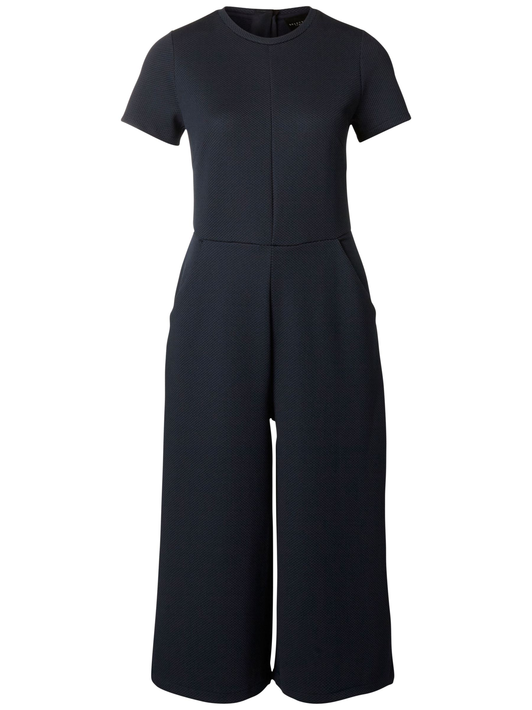 Selected Femme Selected Femme Joey Jumpsuit, Dark Sapphire