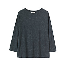 Buy Toast Long Sleeve Linen T-Shirt Online at johnlewis.com