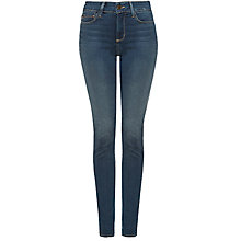 Buy NYDJ Alina Slim Super Stretch Jeans, Sea Breeze Online at johnlewis.com