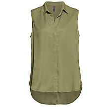 Buy NYDJ Sleeveless Shirt, Topiary Online at johnlewis.com