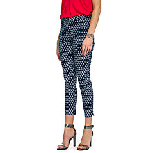Buy NYDJ Clarissa Skinny Dot Jeans Online at johnlewis.com