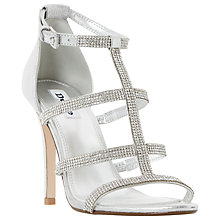 Buy Dune Mahikie Multi Strap Stiletto Sandals Online at johnlewis.com