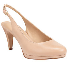 Buy John Lewis Carly Slingback Court Shoes Online at johnlewis.com