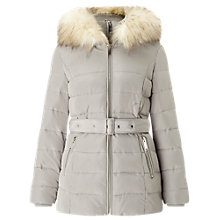 Buy Miss Selfridge Puffer Coat Online at johnlewis.com