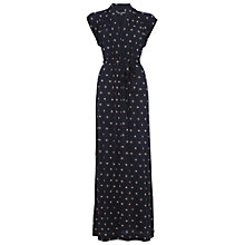 Buy French Connection Meadow Jersey Maxi Dress, Night Sky Online at johnlewis.com