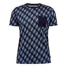 Buy Ted Baker Roman Crew Neck T-Shirt Online at johnlewis.com