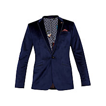 Buy Ted Baker Velvety Blazer Online at johnlewis.com