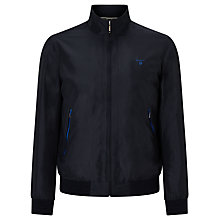 Buy Gant New Hampshire Jacket, Navy Online at johnlewis.com