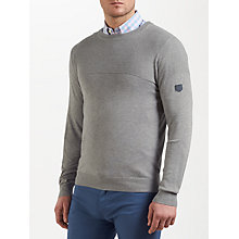 Buy Gant Tech Prep Crew Jumper Online at johnlewis.com