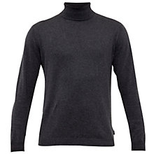 Buy Ted Baker Hale Roll Neck Cashmere-Blend Jumper Online at johnlewis.com