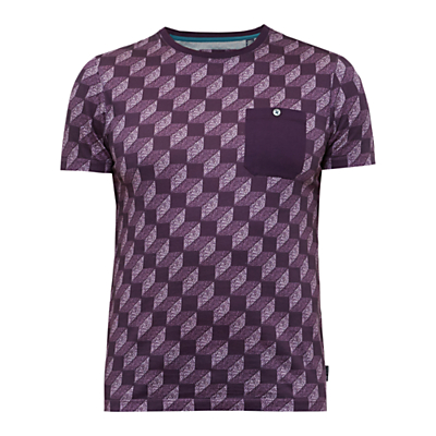 Image of Ted Baker Roman Crew Neck T-Shirt