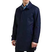 Buy Gant 'The Raincoat', Navy Online at johnlewis.com