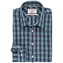 Buy Thomas Pink Austin Check Slim Fit Shirt Online at johnlewis.com