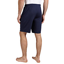 Buy Polo Ralph Lauren Modal Sleep Shorts, Navy Online at johnlewis.com