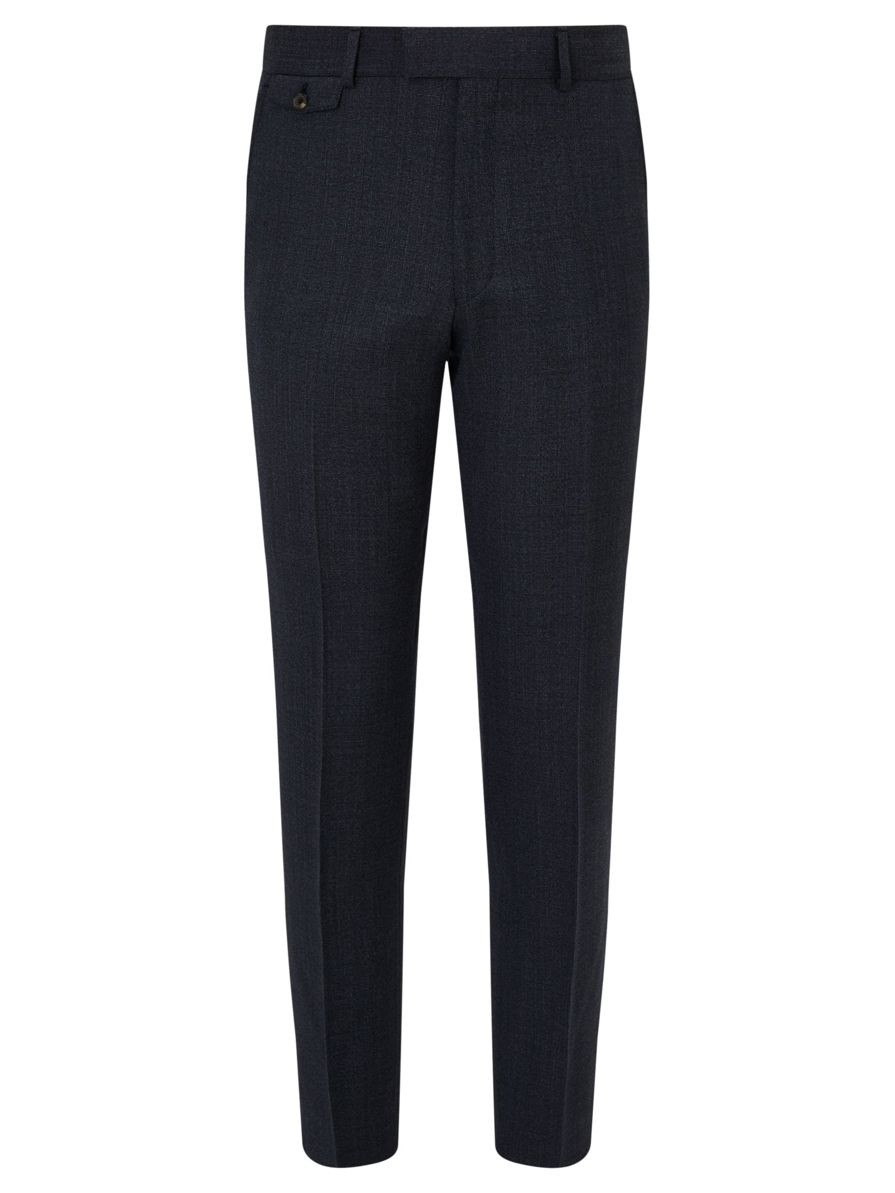 Chester by Chester Barrie Chester by Chester Barrie Pindot Wool Tailored Suit Trousers, Airforce