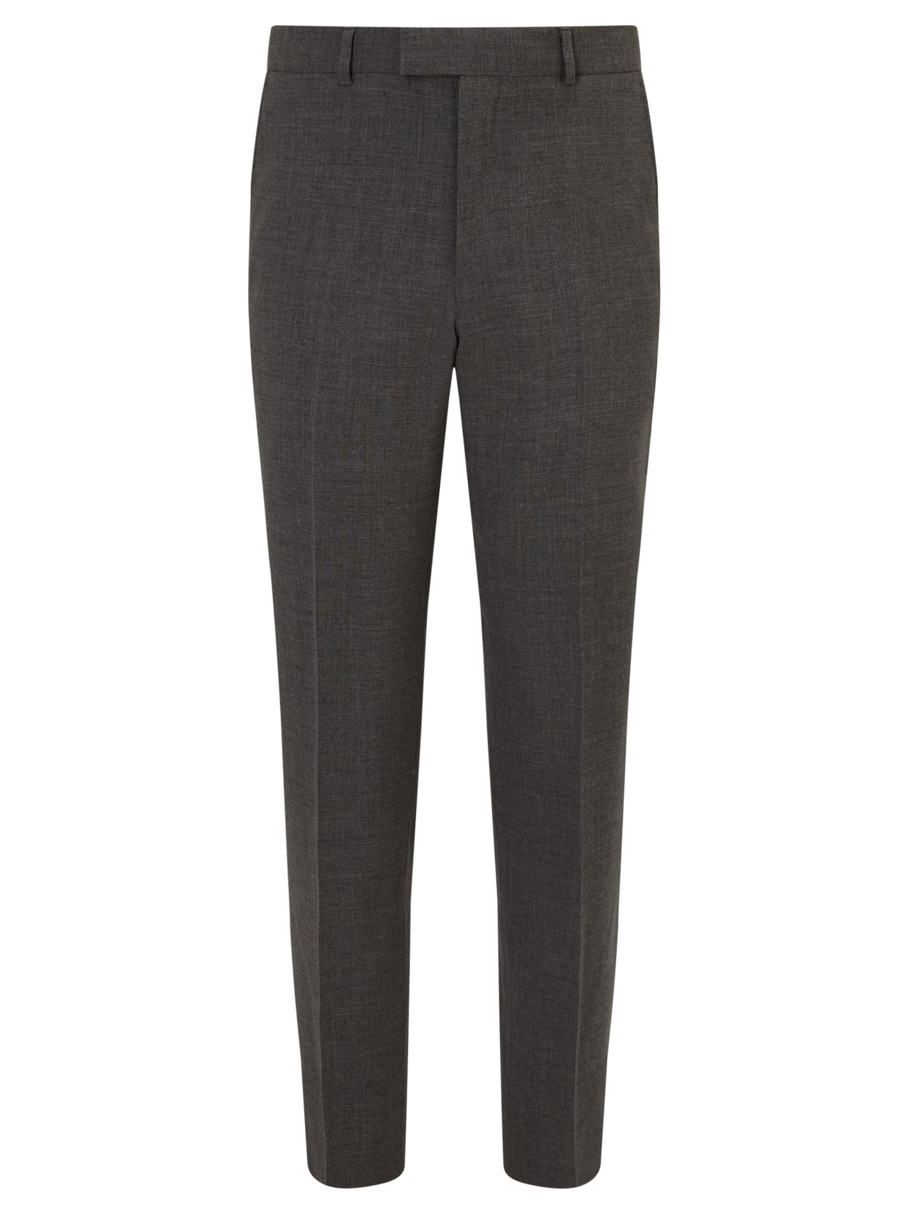 Chester by Chester Barrie Chester by Chester Barrie Three Ply Worsted Wool Tailored Suit Trousers, Grey