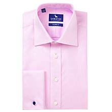 Buy Chester by Chester Barrie Jacquard Tailored Fit Shirt Online at johnlewis.com