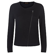 Buy Jaeger Side Zip Cardigan Online at johnlewis.com