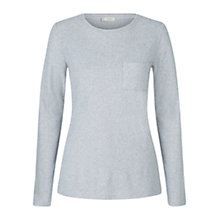 Buy Hobbs Pointelle Pyjama Top Online at johnlewis.com