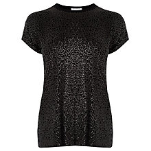 Buy Warehouse Sequin Front Jumper Online at johnlewis.com