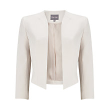 Buy Phase Eight Tailored Tabitha Jacket, Champagne Online at johnlewis.com