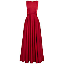 Buy Ted Baker Liyee Maxi Dress, Bright Red Online at johnlewis.com